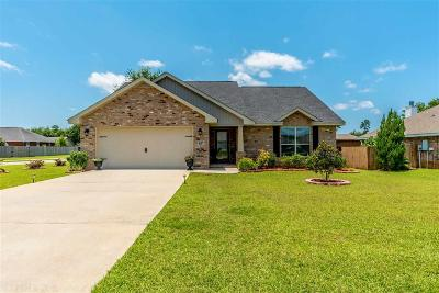 Loxley Single Family Home For Sale: 25471 Monarch Ct