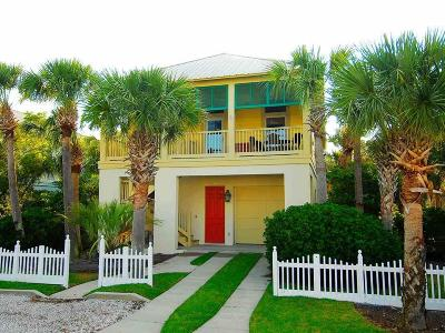 Gulf Shores Single Family Home For Sale: 748 Alligator Alley