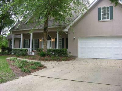 Gulf Shores Single Family Home For Sale: 625 Glen Eagles Av