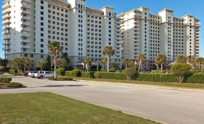 Gulf Shores Condo/Townhouse For Sale: 527 Beach Club Trail #D709