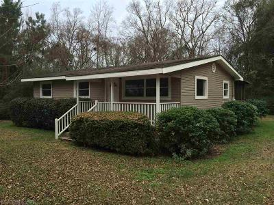 Fairhope Single Family Home For Sale: 13463 Greeno Road
