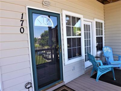 Daphne Condo/Townhouse For Sale: 4 Yacht Club Drive #170