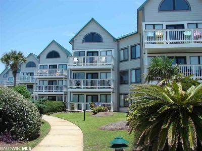 Gulf Shores Condo/Townhouse For Sale: 497 Plantation Road #1244