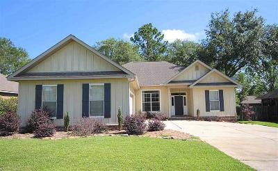 Fairhope Single Family Home For Sale: 11321 Ceiba Grande Street