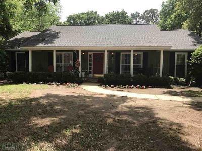 Daphne Single Family Home For Sale: 605 W Oak Ridge Court