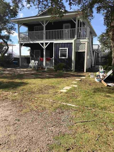 Gulf Shores Single Family Home For Sale: 148 W 8th Avenue
