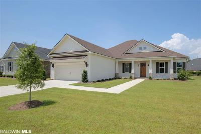 Daphne Single Family Home For Sale: 25983 Capra Court