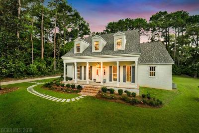 Fairhope Single Family Home For Sale: 23183 Dovecote Ln