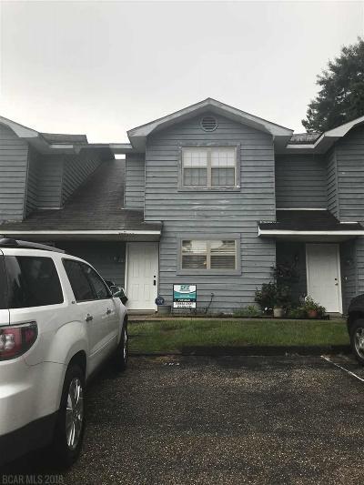 Daphne Condo/Townhouse For Sale: 204 Van Buren St #204