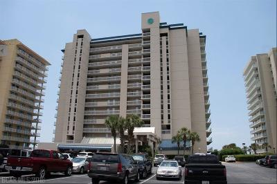 Condo/Townhouse For Sale: 24950 Perdido Beach Blvd #1205