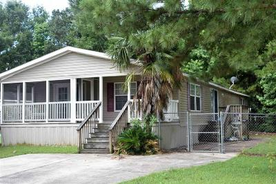 Gulf Shores Single Family Home For Sale: 5451 Lemontree Lane