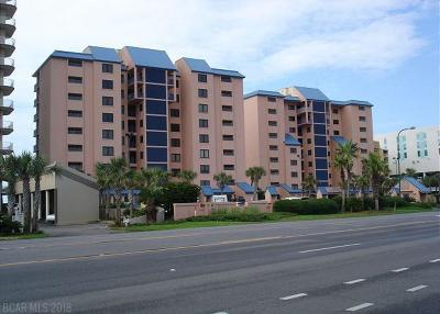 Orange Beach Condo/Townhouse For Sale: 26072 Perdido Beach Blvd #304B Wes