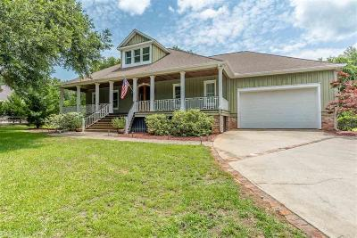 Fairhope AL Single Family Home For Sale: $889,000