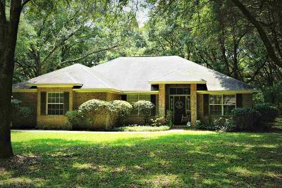Fairhope AL Single Family Home For Sale: $245,000