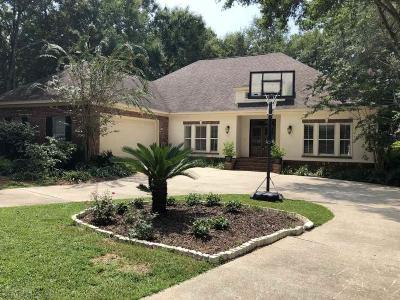 Fairhope Single Family Home For Sale: 146 Easton Cir.