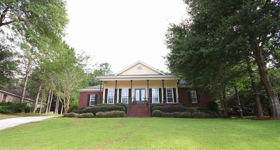 Daphne Single Family Home For Sale: 8356 Pine Run