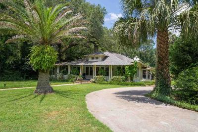Magnolia Springs Single Family Home For Sale: 14347 Oak Street