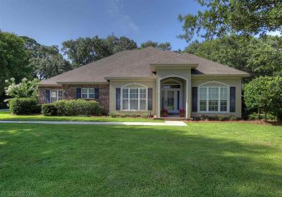 Fairhope Single Family Home For Sale: 9146 Feather Trail