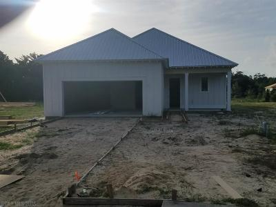 Gulf Shores Single Family Home For Sale: 1236 Pindo Drive