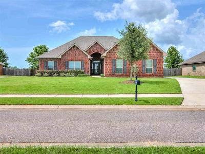 Daphne Single Family Home For Sale: 24041 Weatherbee Park Dr