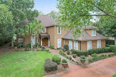 Gulf Shores Single Family Home For Sale: 3682 Cypress Cir