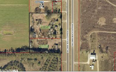 Robertsdale Residential Lots & Land For Sale: 26269 Baldwin Beach Express