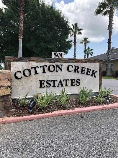 Gulf Shores Condo/Townhouse For Sale: 501 Cotton Creek Dr #804