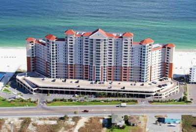 Orange Beach, Gulf Shores Condo/Townhouse For Sale: 455 E Beach Blvd #217