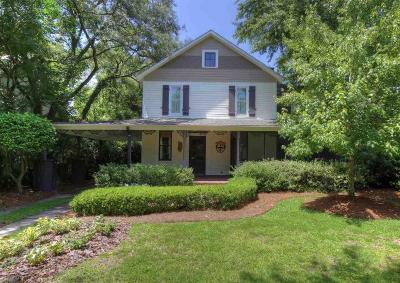 Fairhope Single Family Home For Sale: 117 Fairhope Avenue