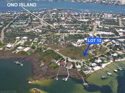 Orange Beach Residential Lots & Land For Sale: 30538 Harbour Drive