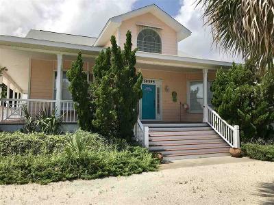 Orange Beach Single Family Home For Sale: 26595 Marina Road