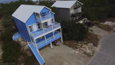 Gulf Shores Single Family Home For Sale: 1497 E Shell Ln