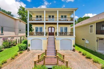 Daphne Single Family Home For Sale: 10 Yacht Club Drive
