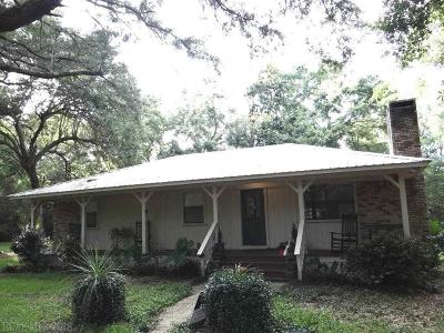 Magnolia Springs Single Family Home For Sale: 14021 W County Road 26