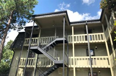 Mobile County Condo/Townhouse For Sale: 332 Riverbend Drive #332
