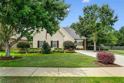 Fairhope Single Family Home For Sale: 389 Scarlett Avenue