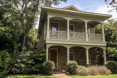 Fairhope Single Family Home For Sale: 365 S Section Street