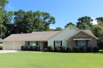 Fairhope Single Family Home For Sale: 687 Greenwood Avenue