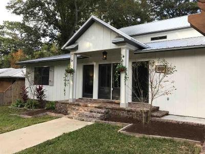 Fairhope Single Family Home For Sale: 211 Orange Avenue