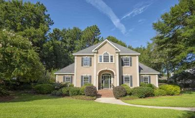 Fairhope Single Family Home For Sale: 142 McIntosh Bluff Road