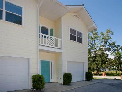 Orange Beach Condo/Townhouse For Sale: 4615 Nancy Ln #1