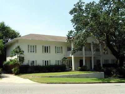 Fairhope Condo/Townhouse For Sale: 50 Fairhope Avenue #4