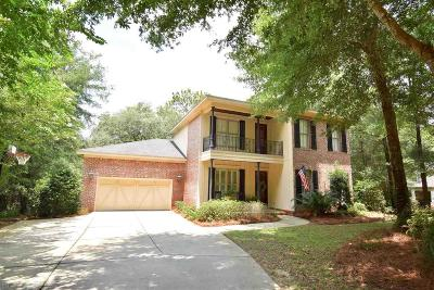 Fairhope Single Family Home For Sale: 11 Canebreak Place