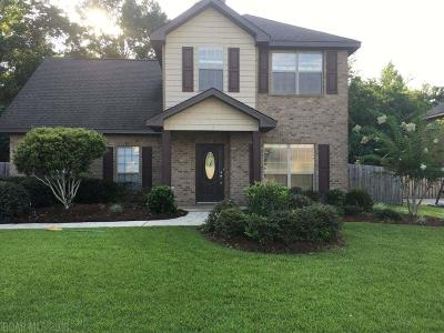 Fairhope Single Family Home For Sale: 638 Weeping Willow Street