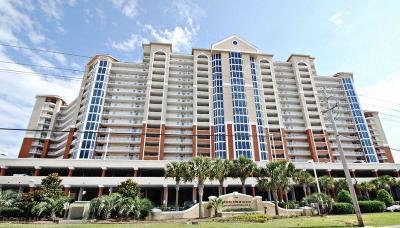 Gulf Shores Condo/Townhouse For Sale: 455 E Beach Blvd #1605