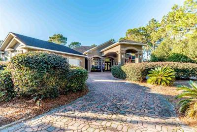Bon Secour, Fairhope, Foley, Gulf Shores, Orange Beach Single Family Home For Sale: 604 Estates Drive