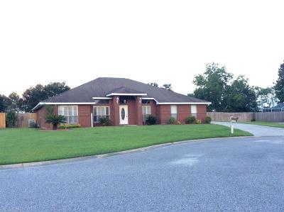 Foley Single Family Home For Sale: 1016 Orlando Drive
