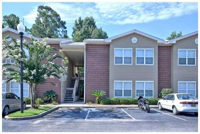 Gulf Shores Condo/Townhouse For Sale: 1701 E 1st Street #406