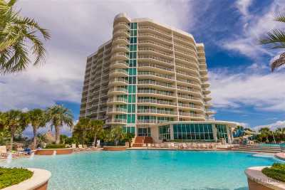 Orange Beach Condo/Townhouse For Sale: 28103 Perdido Beach Blvd #B107