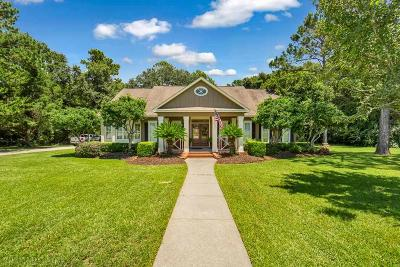 Fairhope AL Single Family Home For Sale: $449,000
